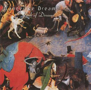 Tangerine Dream Book Of Dreams album cover