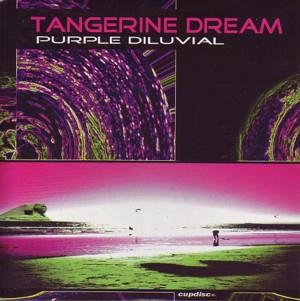 Tangerine Dream Purple Diluvial album cover