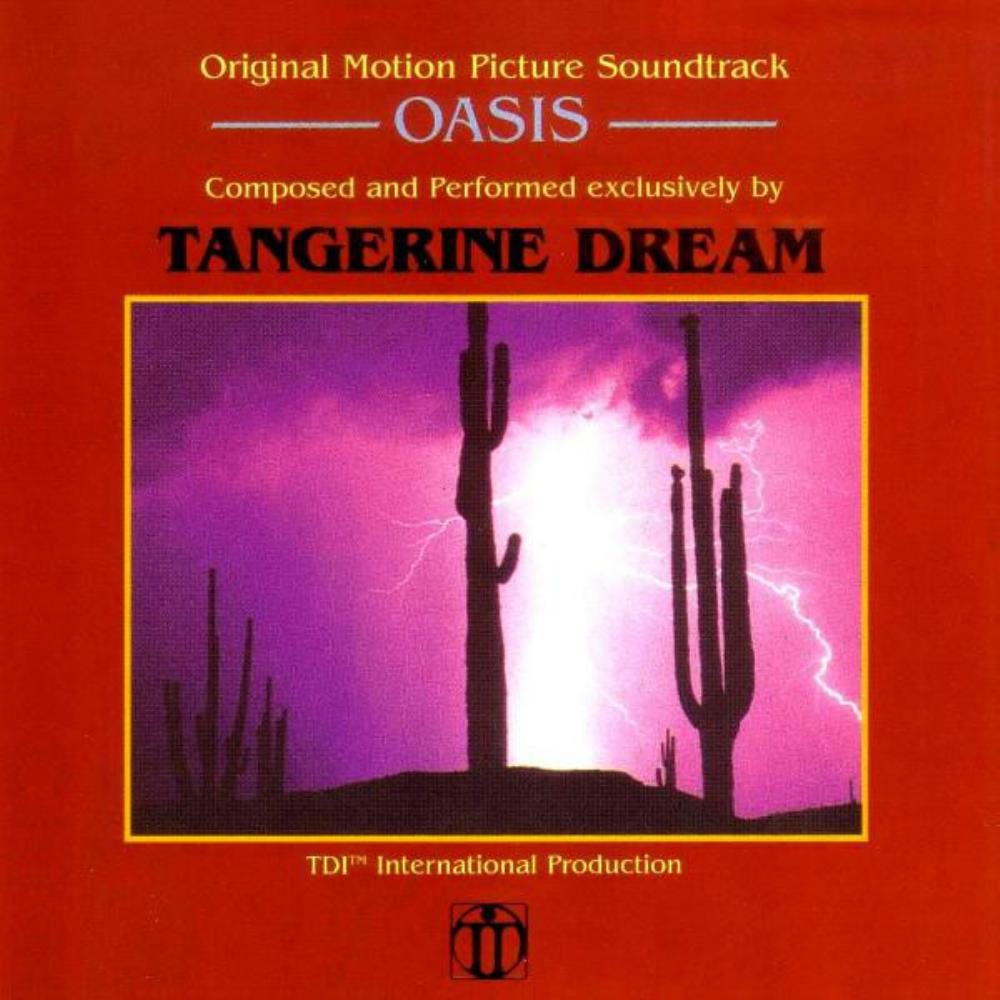 Tangerine Dream Oasis (OST) album cover