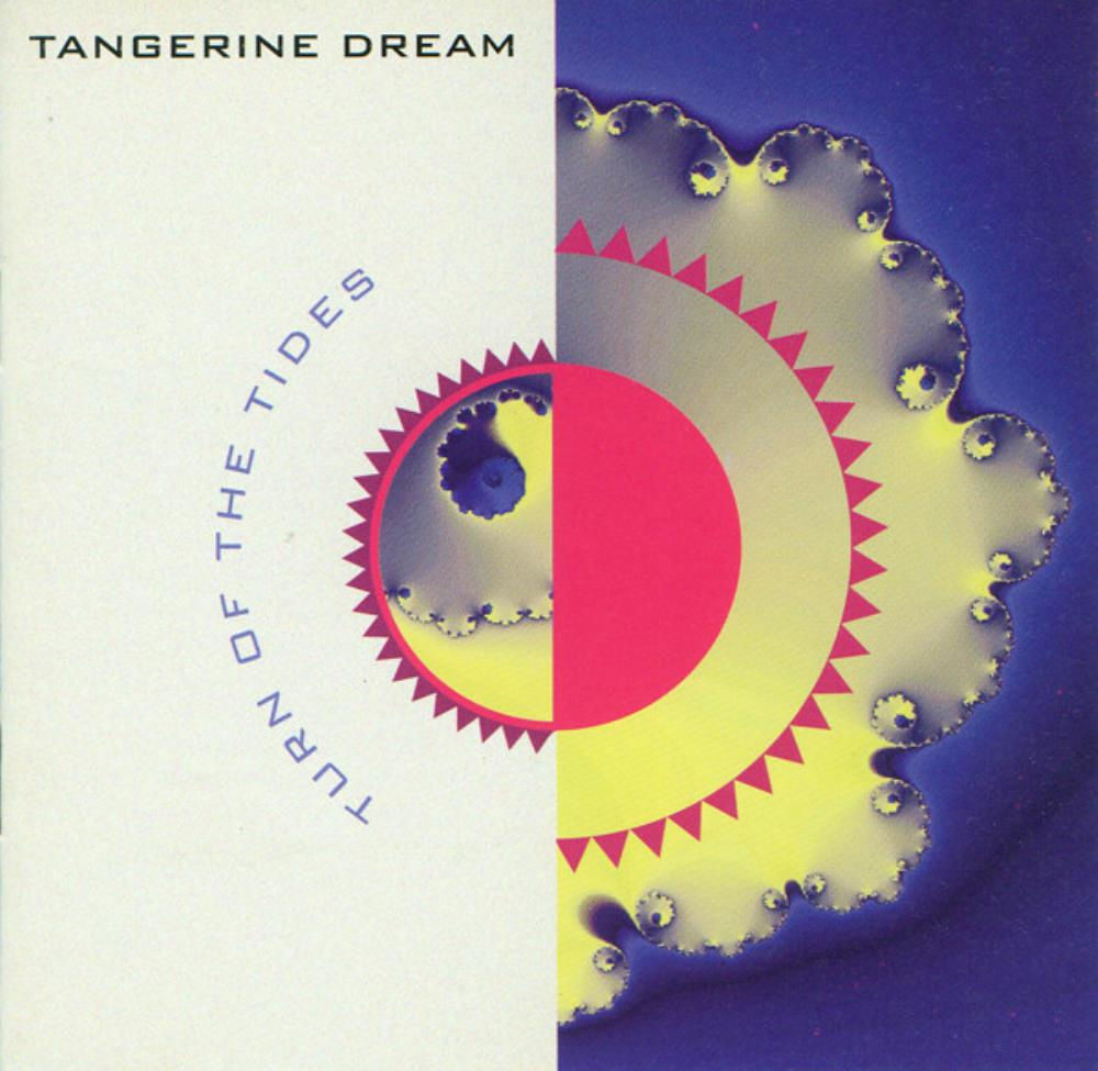 Tangerine Dream - Turn Of The Tides CD (album) cover