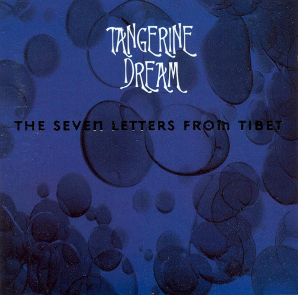 Tangerine Dream The Seven Letters From Tibet album cover