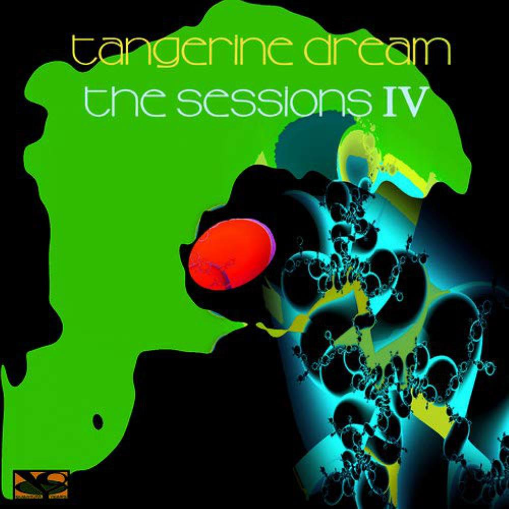 The Sessions IV by TANGERINE DREAM album cover