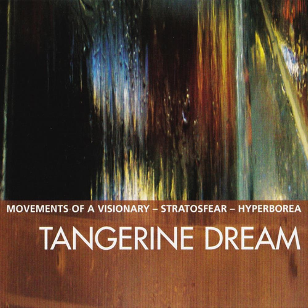 Tangerine Dream The Essential album cover