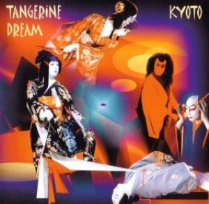 Tangerine Dream Kyoto album cover
