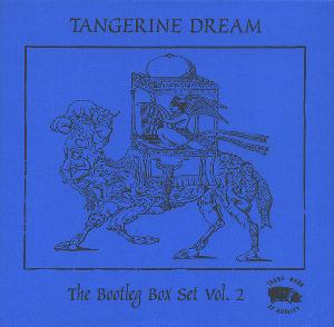 Tangerine Dream The Bootleg Box Set Vol.2 album cover