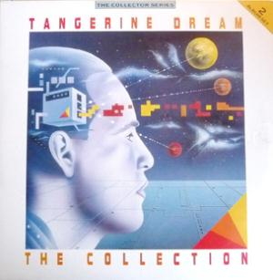 Tangerine Dream - The Collection CD (album) cover