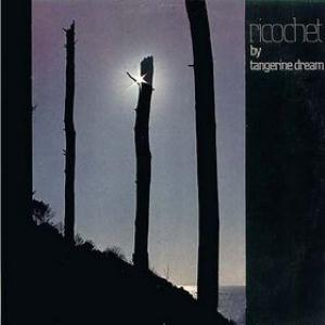 Tangerine Dream - Ricochet CD (album) cover