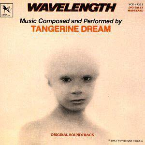 Tangerine Dream Wavelength album cover