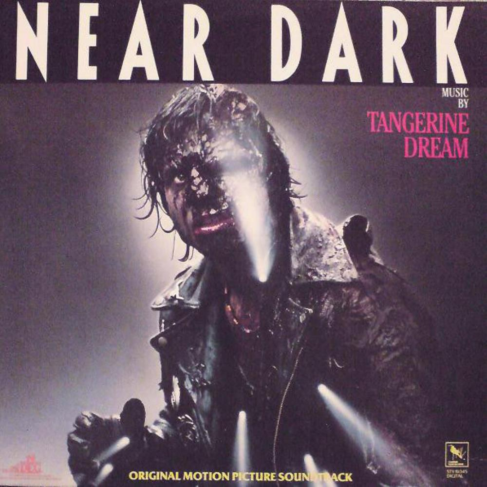 Tangerine Dream Near Dark (OST) album cover