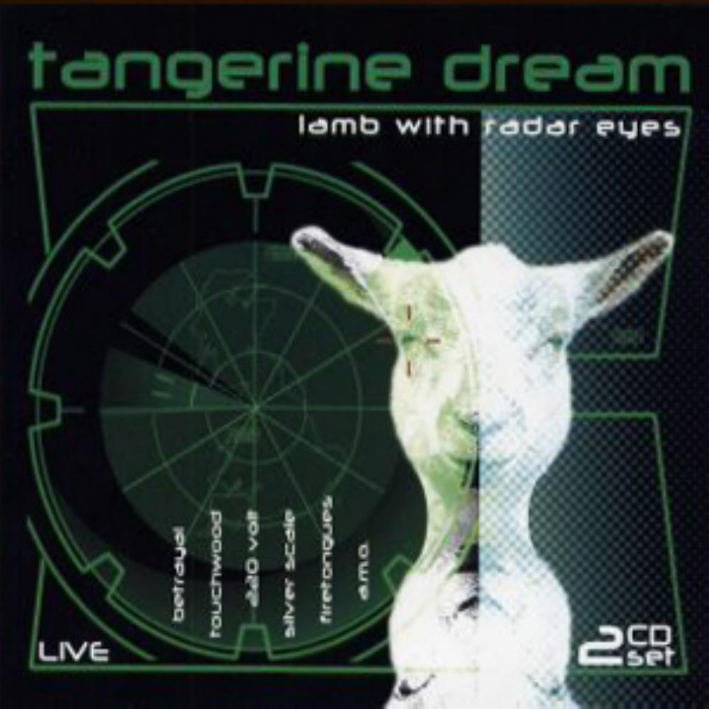 Tangerine Dream Lamb with Radar Eyes album cover