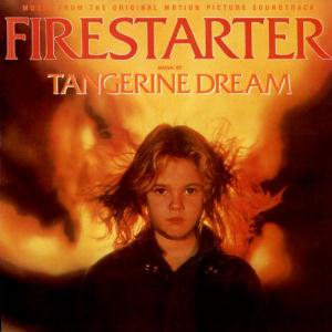 Tangerine Dream Firestarter album cover
