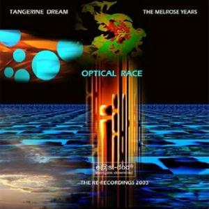 Tangerine Dream The Melrose Years album cover
