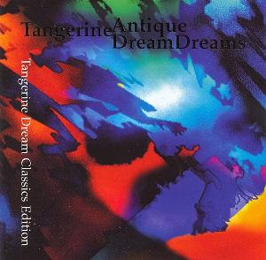 Tangerine Dream Antique Dreams album cover
