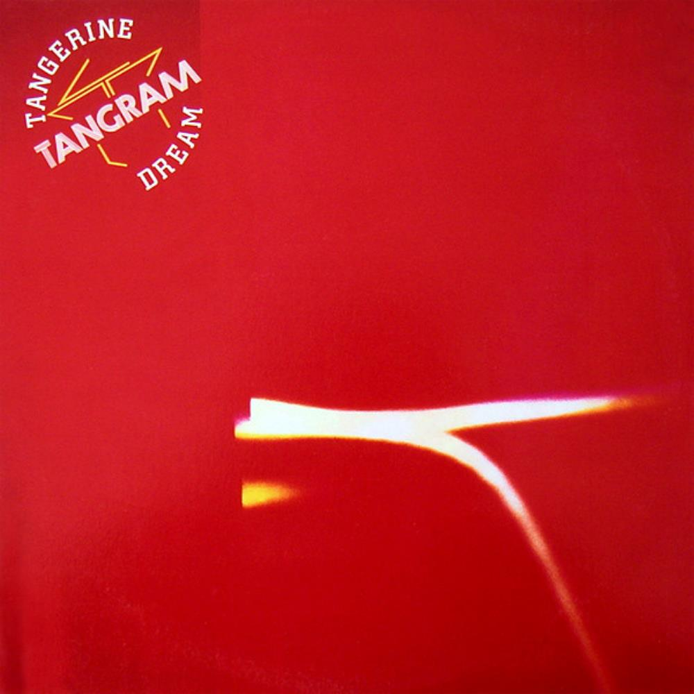 Tangerine Dream Tangram album cover