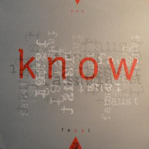 Faust - You Know faUSt  CD (album) cover