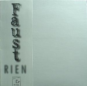 Faust - Rien CD (album) cover