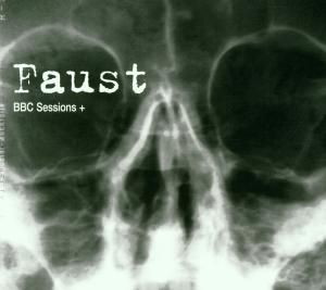 Faust BBC Sessions + album cover