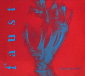 Faust Live in Edinburgh album cover