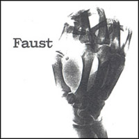 Faust - Faust CD (album) cover