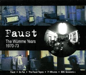 Faust The W�mme Years album cover
