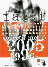 Faust Collectif Met(z) 1996-2005 album cover