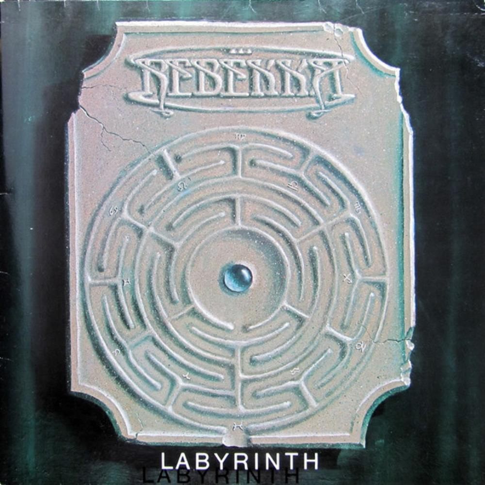 Labyrinth by REBEKKA album cover