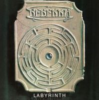 Rebekka Labyrinth album cover