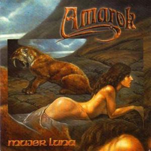 Mujer Luna by AMAROK album cover