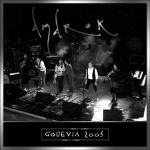 Gouveia 2005 by AMAROK album cover