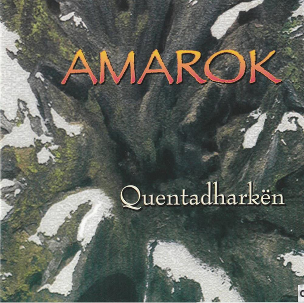 Amarok - Quentadharkën CD (album) cover