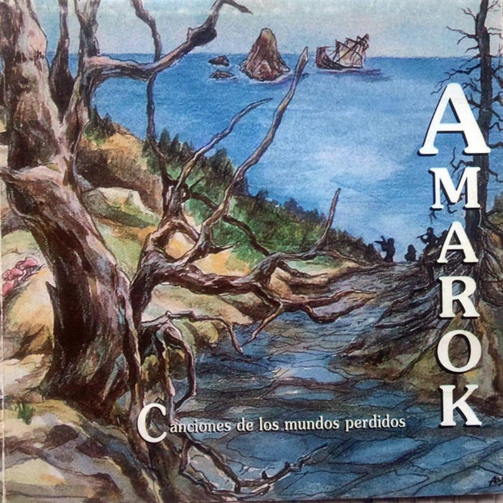 Canciones De Los Mundos Perdidos by AMAROK album cover