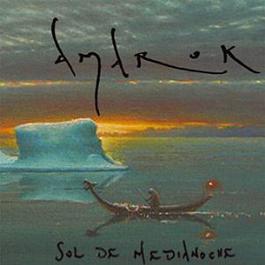 Sol De Medianoche by AMAROK album cover