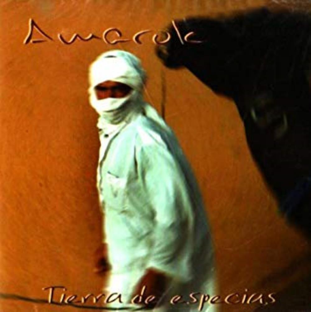 Tierra De Especias by AMAROK album cover