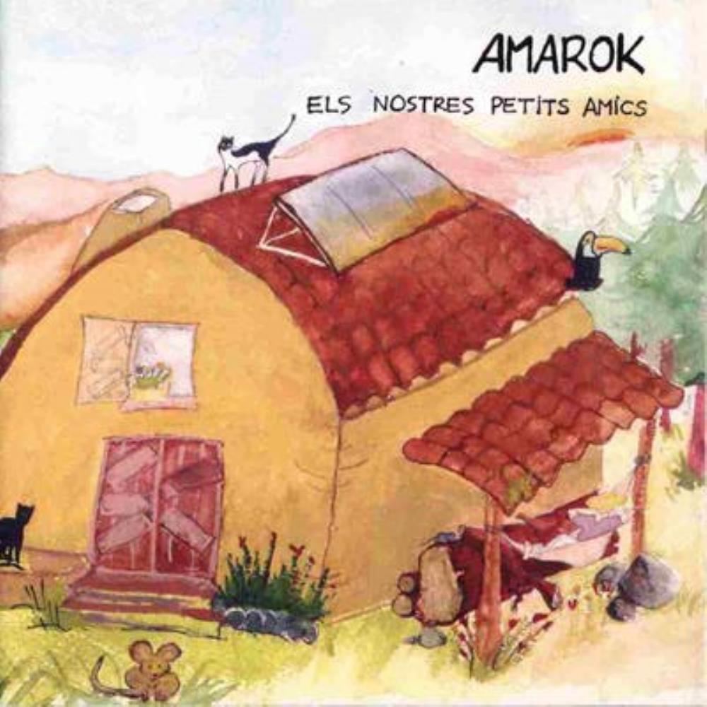 Els Nostres Petits Amics by AMAROK album cover