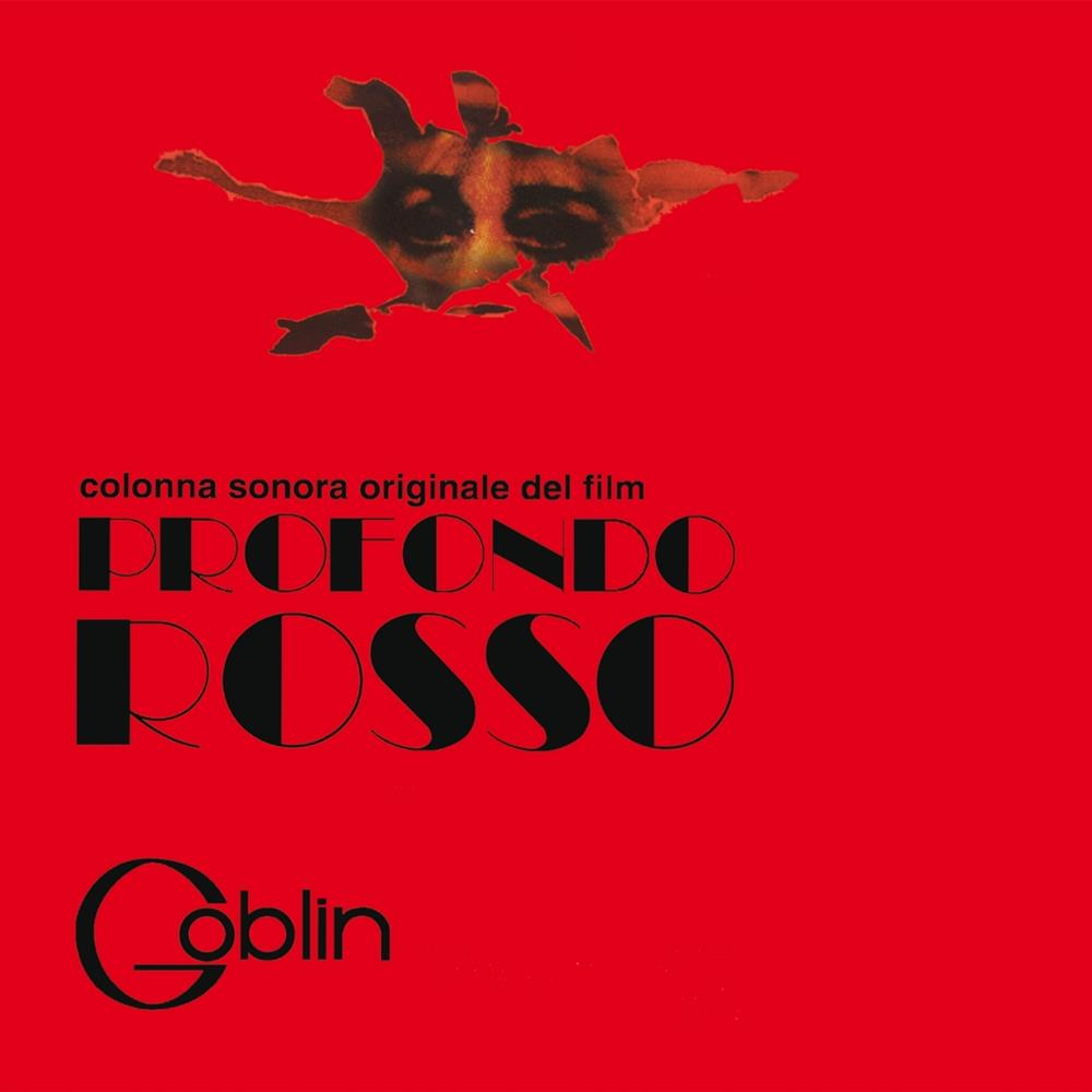 Goblin - Profondo Rosso [Aka: Deep Red]  (OST) CD (album) cover