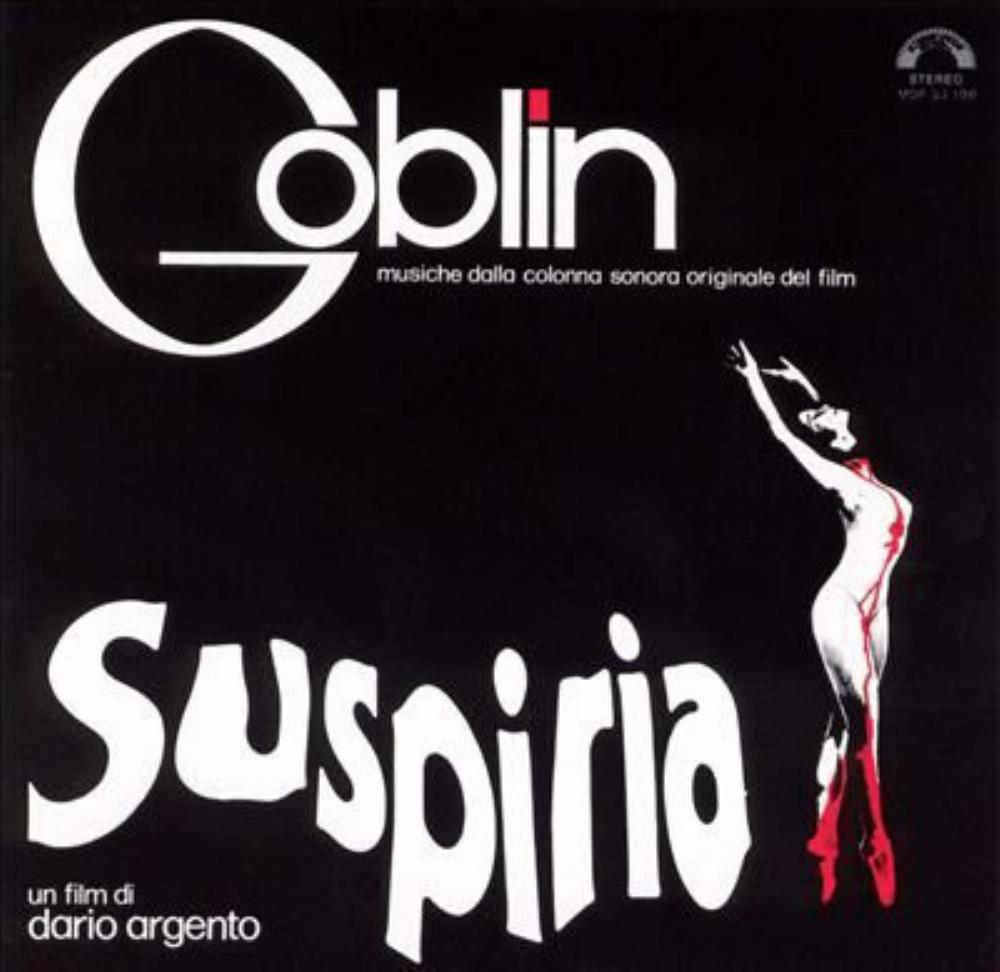 Goblin - Suspiria (OST) CD (album) cover