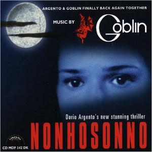 Non Ho Sonno (O.S.T.) by GOBLIN album cover