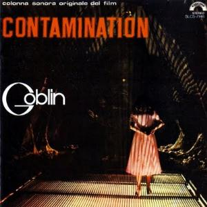 Goblin - Contamination CD (album) cover