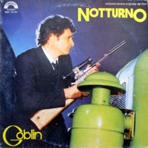 Goblin - Notturno CD (album) cover