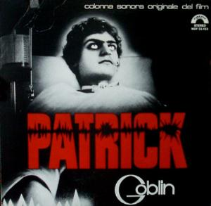 Goblin - Patrick  CD (album) cover