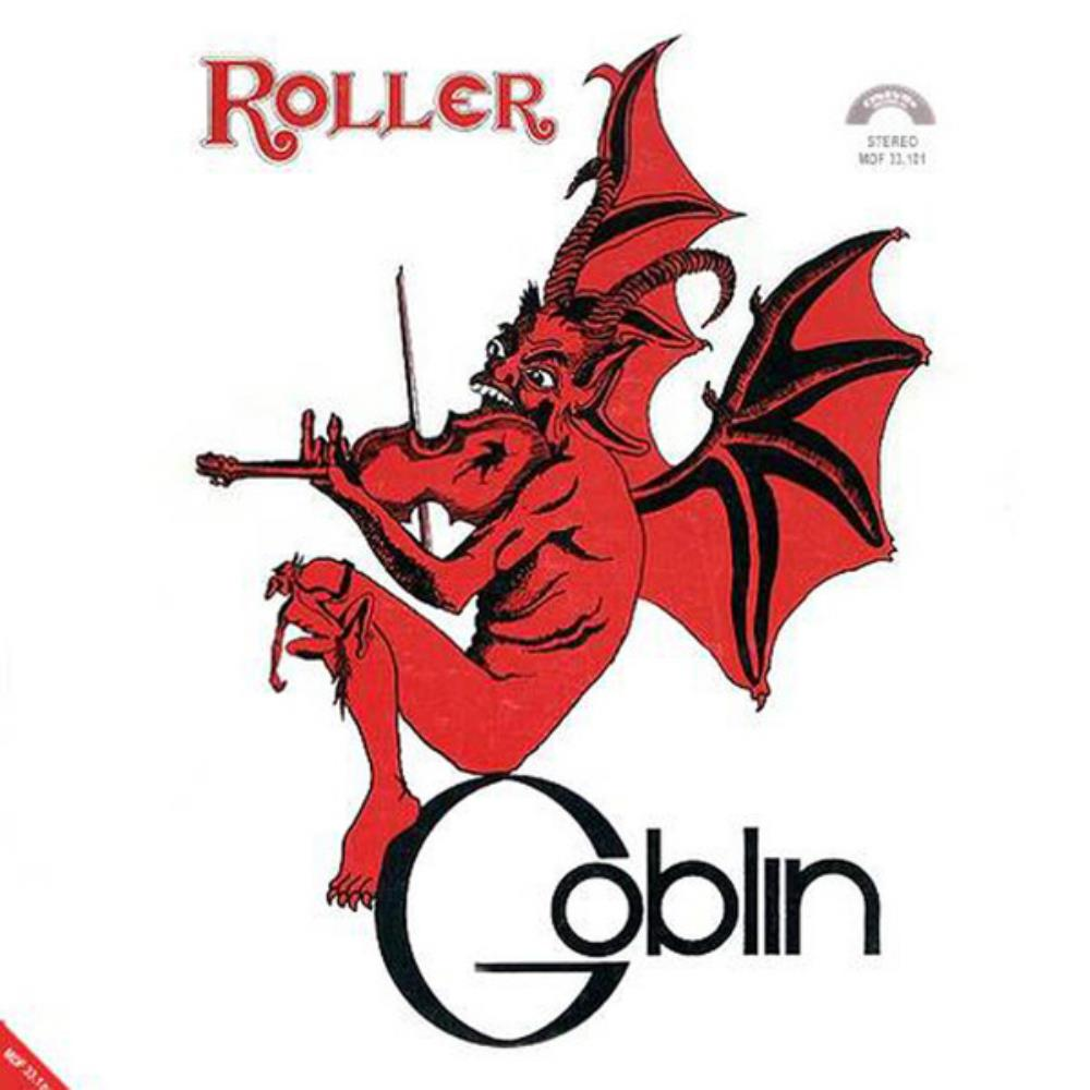 Goblin - Roller CD (album) cover