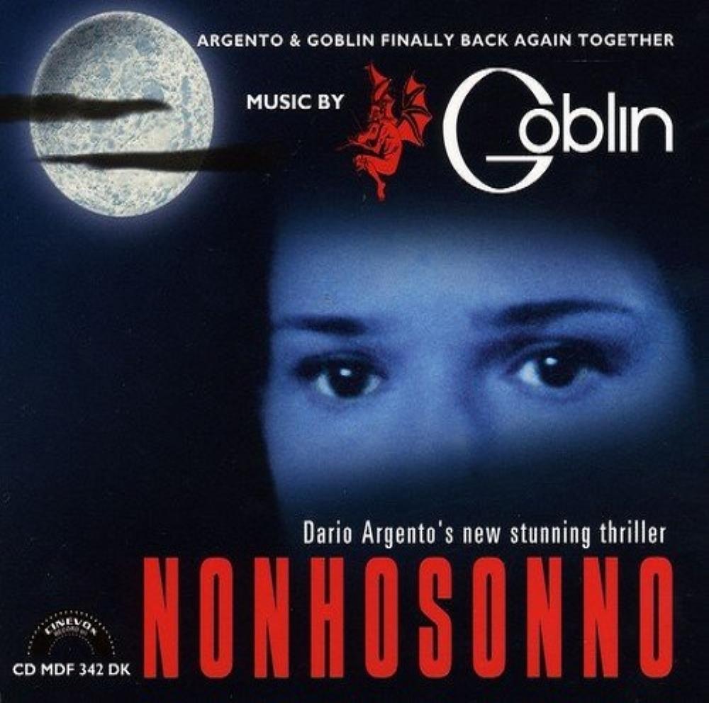 Non Ho Sonno (OST) by GOBLIN album cover