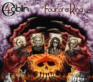 Four Of A Kind by GOBLIN album cover