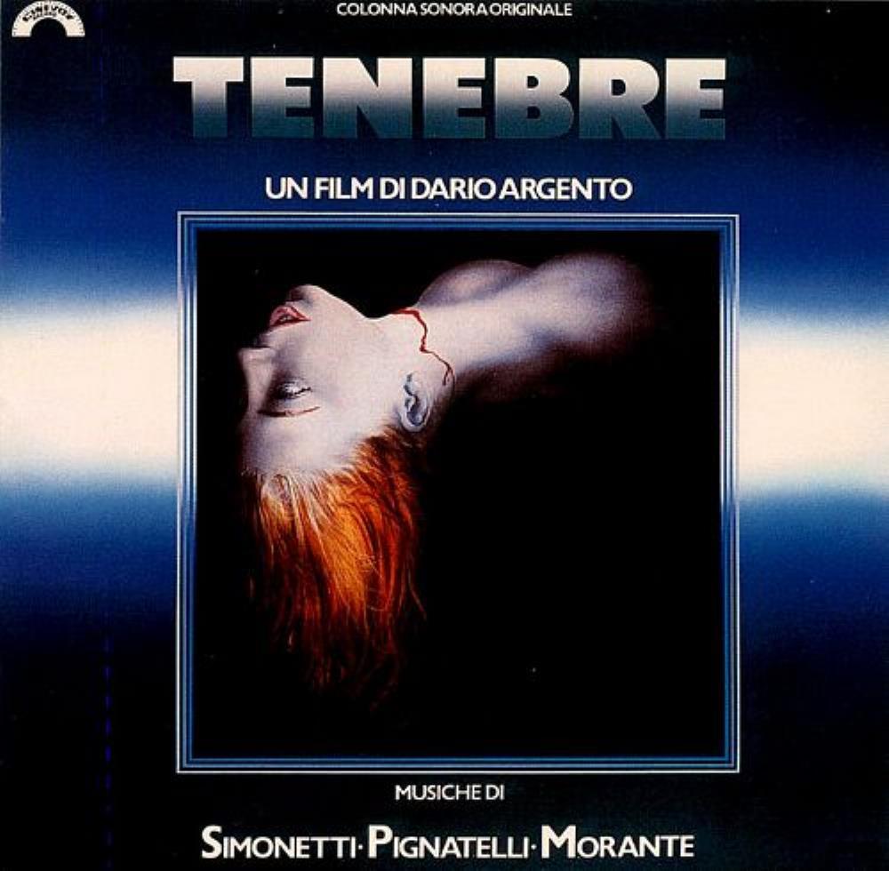 Tenebre (OST) by GOBLIN album cover
