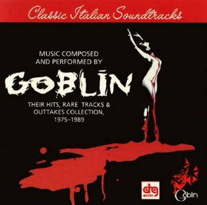 Goblin - The Goblin Collection 1975-1989 CD (album) cover