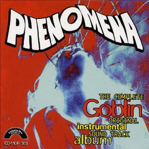 Goblin Phenomena  - The Complete Soundtrack * album cover