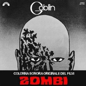 Goblin - Zombi - Dawn of the Dead  CD (album) cover