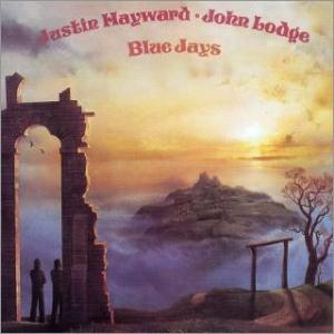 Hayward & Lodge (The Moody Blues) Blue Jays album cover
