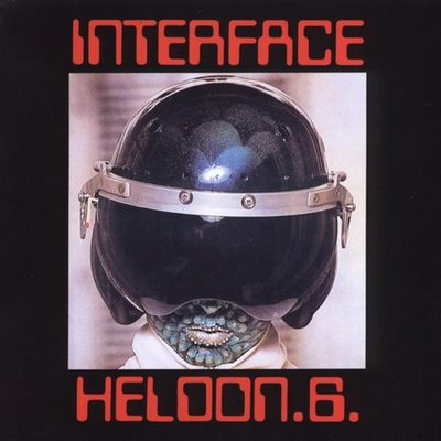 Heldon Interface  album cover