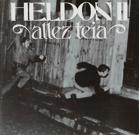 Heldon II: Allez Teia by HELDON album cover